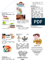 Leaflet Penyuluhan Tbc