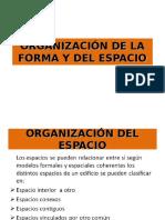 Organización de Forma y Espacio