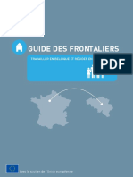 Guide des frontaliers Be Fr