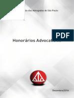 Honorarios Advocaticios