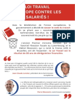 Tract Loi Travail