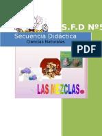 Secuencia Ciencias Naturales 5to grado