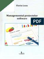 Florin Leon - Managementul proiectelor software