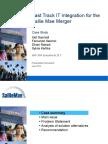FastTrack IT Integration for Sallie Mae Merger Final 1