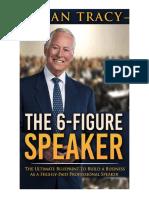 Brian Tracy 6-Figure Speaker eBook