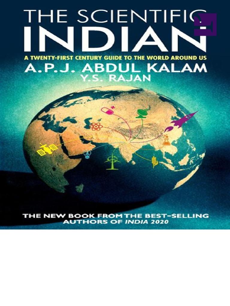 India 2020 Book By Abdul Kalam