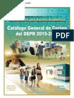 Catalogo de Cursos 2015 2016 v1