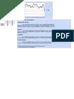 Pre-test & Post Test Analysis Sample Computations