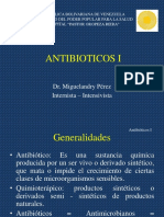 Antibioticos i