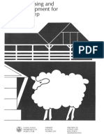 Housing and Equipment for Sheep