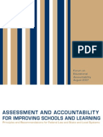 Fea Assessment and Accoutnability2007