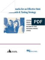 Stds-based Reform in Ma and Wa 2004