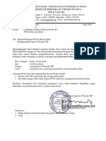 Undangan Surat Sosialisasi BALI