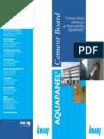 Aquapanel Handbook GR