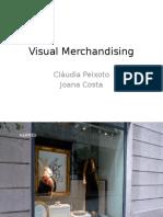 Visual Merchandising Joana&Claudia