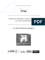 Guide RGCU - Renforcement Du Bâti Existant