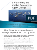 VVA Blue Water Navy Training