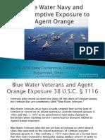 VVA Blue Water Navy Training