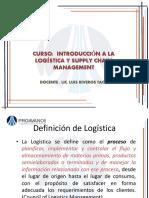 Introduccion a La Logistica Supply Chain Management Luis Riveros