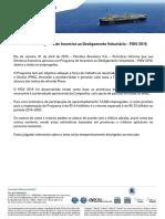 Fato Relevante FR PIDV 2016 Portugues