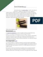 Tipos de Cargadores de Baterías