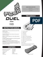 MindflexDuel Instructions Manual