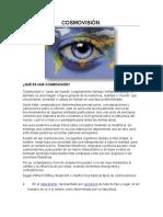 Cosmovision y Los Paradigmas Cosmológicos