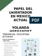 El Papel Del Orientador en Mexico Expo