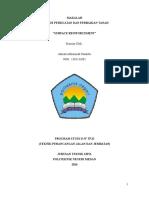 "Metode Perkuatan Tanah ""Surface Reinforcement"""
