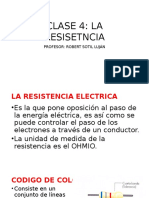 004 La Resietncia Electrica
