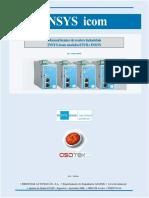 Manual Técnico Routers Industriais INSYS-iCom