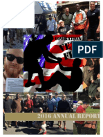 2015-2016 Operation Vet Fit Annual Report