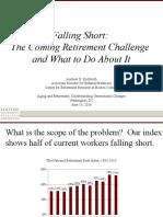 Falling Short