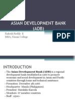 20038555 Asian Development Bank Adb