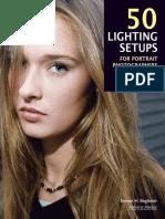 50 Lighthing Setups for Portrait Photographers