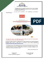 Comunicado de Cursos en Ecole de Magistrature de Francia