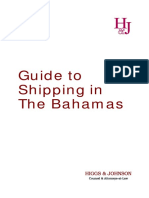 Shipping in the Bahamas