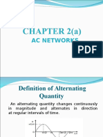 PPT Ch.2 AC Networks