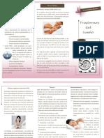 Trastornos Del Sueño - Brochure