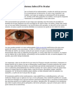 Herpes En Ojos, Dolorosa Infección Ocular
