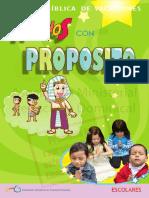 Escuela Bíblica de Vacaciones - Hechos Con Propoósitos - JPR504