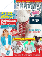 Womans Weekly Knitting and Crochet[December 2015]