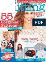 Womans Weekly Knitting and Crochet [Sept 2015]