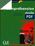 Comprehension Orale - Niveau 2 - B1