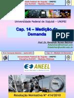 Cap. 14 - Medicao de Demanda
