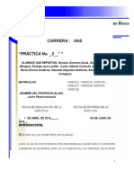 Reporte de Practica. Agroclimatología 123