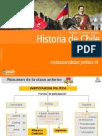 Clase 2 Institucionalidad Politica de Chile