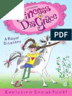 Princess DisGrace Chapter Sampler
