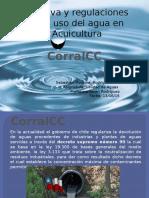 PPT Normativa y Regulaciones Para El Uso Del Agua