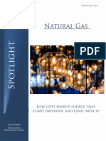 Spotlight 476 Natural Gas
